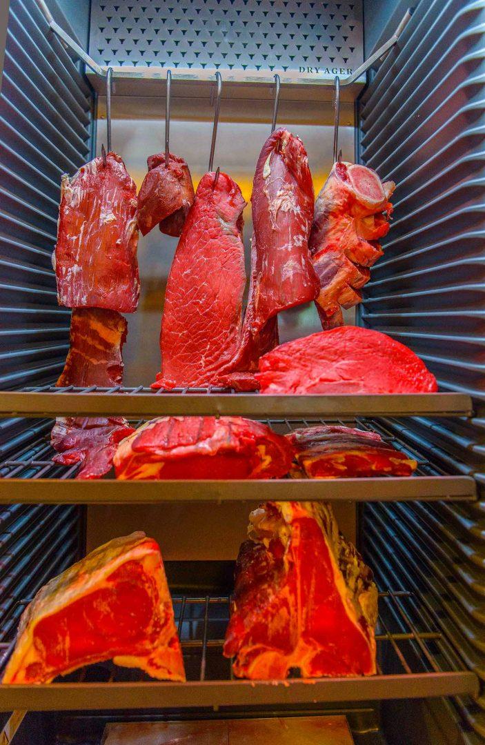Dry Ager Fleisch in Dinslaken